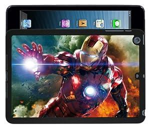Apple iPad Mini Cool Avengers Marvel Ironman Case/Cover + Screen Protector