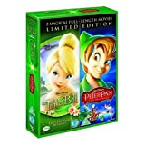 Tinker Bell/Peter Pan (Special Edition) - Double Pack [DVD]by Lucy Liu