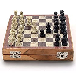 Ufc Mart Jaipur Raga Real Makrana Marble Chess Board Handicraft Marble Chess Board