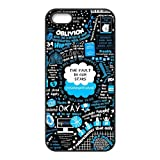 Unique Okay John--The Fault in Our Stars Awesone Durable PC Case Cover For iPhone 5/5s