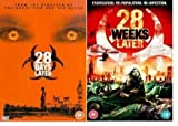 28 Days Later + 28 Weeks Later Complete (2 Discs) Double Pack DVD Collection + Extras