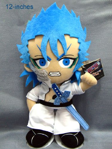 Bleach: Grimmjow Jeagerjaques 12-inch UFO Plush