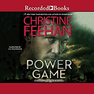 Power Game Audiobook by Christine Feehan Narrated by Jim Frangione