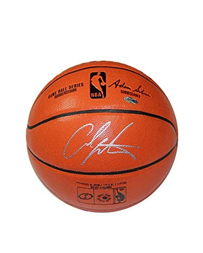 Steiner Sports Memorabilia NBA New York Knicks Carmelo Anthony Signed I/O Basketball