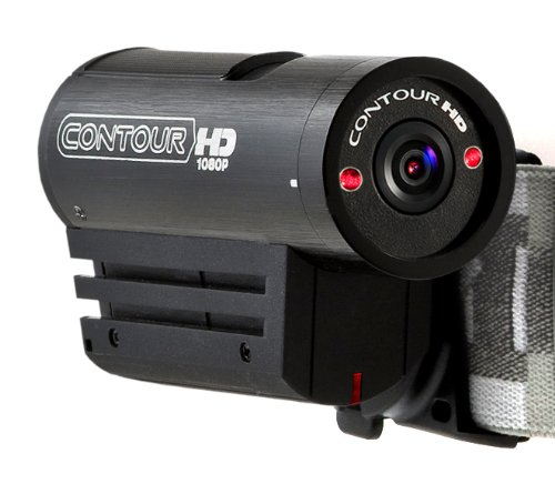 VholdR 1300 ContourHD1080p Full HD Wearable Camera