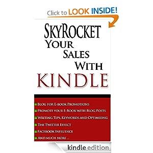 Skyrocket Your Sales On eBook Kameron Simon
