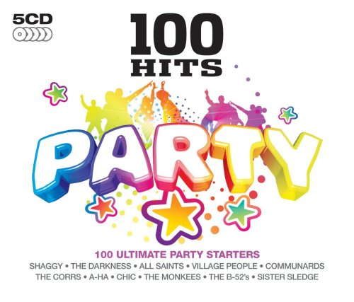 Various Artists - 100 Hits - Party - Zortam Music