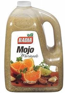 Badia Mojo Marinade Sauce, 128 Ounce -- 4 per case.