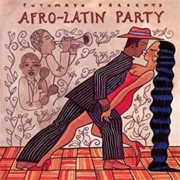Afro-Latin Party [拉美黑人派对] - 癮 - 时光忽快忽慢,我们边笑边哭!