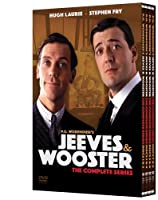 Jeeves Wooster The Complete Series by A&E Home Video