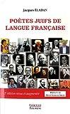 echange, troc Jacques Eladan - Poètes juifs de langue française
