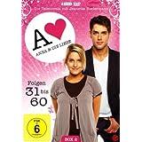 """Anna und die Liebe - Box 2 (4 DVDs)von """"Jeanette Biedermann"""""""
