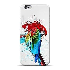 Inkif Printed Designer Case For Apple Iphone 6 Multi-Coloured
