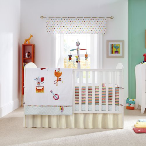 Mamas & Papas Pippop Baby Bedding Set (4-piece)