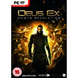 Deus Ex: Human Revolution (PC DVD)by Mastertronic Ltd