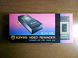 Kinyo UV-413 VHS REWINDER ONE-WAY UV520/413