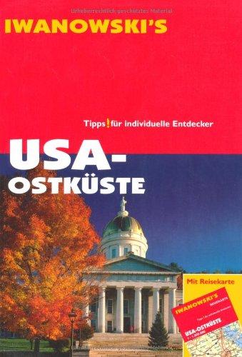 Reisehandbuch USA-Ostküste - Reiseführer von