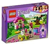 LEGO Friends Mia's Puppy 3934 (Lego Friends - 3934 & 5702014831414)
