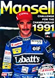 echange, troc Mansell - Challenge for the Championship [Import anglais]