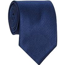 WF-23 - Navy - Mens Silk Necktie