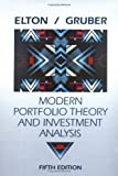 img - for Modern Portfolio Theory and Investment Analysis: 5th (Fifth) Edition book / textbook / text book