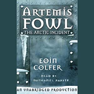 The Arctic Incident Audiobook