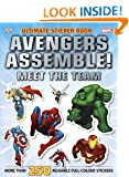 Marvel Avengers Assemble! Ultimate Sticker Book Meet the Team (Dk Marvel)