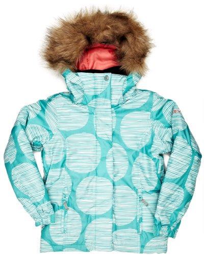 Roxy Jet Ski Double Breasted Girl's Jacket