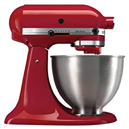 Product Image KitchenAid 4.5-qt. Ultra Power Stand Mixer - Empire Red