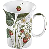 Creative Tops Royal Botanic Gardens Kew Wild Strawberries-Fine Bone China Mug in Gift Box