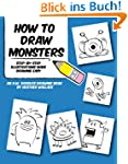 How to Draw Monsters: Step-by-Step Il...