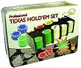 51bHMJbOZGL. SL160  Idena 6151044   Professional Texas Holdem Set