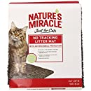 Nature's Miracle Just for Cats No More Tracking Litter Mat (P-5371)
