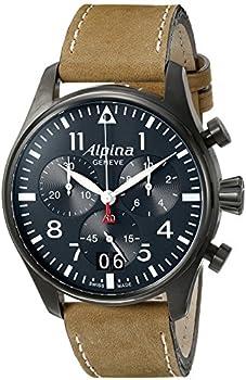 Alpina Mens Swiss Quartz Watch