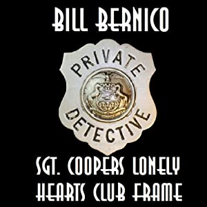 Sgt. Cooper's Lonely Hearts Club Frame Audiobook