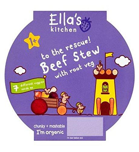 Cuisine Boeuf Ragoût De Légumes Avec Ella Racine 1+ De 200G