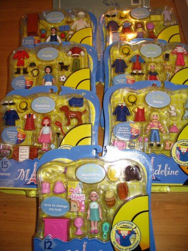 Madeline La Petite - Madeline & Friends Polly Pocket - Buy Madeline La Petite - Madeline & Friends Polly Pocket - Purchase Madeline La Petite - Madeline & Friends Polly Pocket (Rc2, Toys & Games,Categories,Dolls,Playsets)