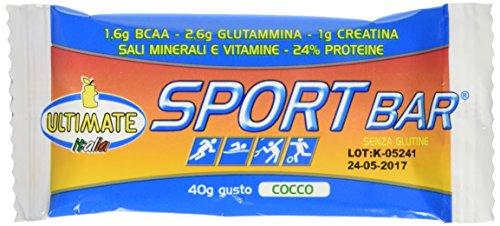 Ultimate Italia BARCOC Sport Bar Barretta Energetica - 24 Barrette