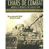 CHARS DE COMBAT. MODELES REDUITS DE COLLECTION. BROCHURE DE PRESENTATION.