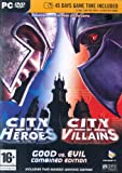 City of Heroes/Villains Combined Edition + 15 Day Time Card (in pk)