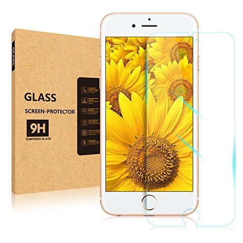 """[2 PACK] Aerb™ [Tempered Protection] Apple iPhone 6 Plus / 6S Plus (5.5"""" Only) Tempered Glass Screen Protector"""