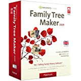 Family Tree Maker 2009 Platinum (PC CD)by Avanquest Software