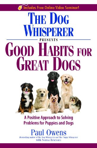 The Dog Whisperer Presents: Good Habits For Great Dogs front-101500