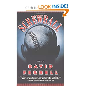 Screwball: A Novel