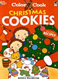 Color and Cook Christmas Cookies