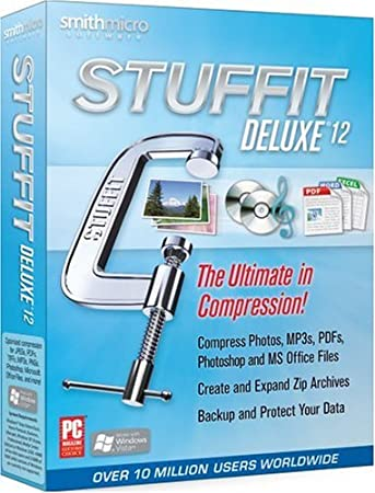 Stuffit Deluxe v12