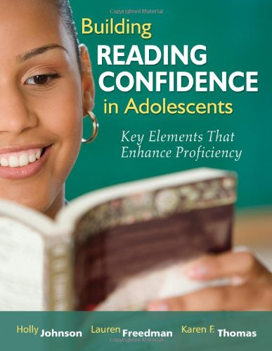 Building Reading Confidence In Adolescents: Key Elements That Enhance Proficiency front-907776