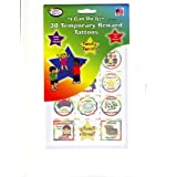 "Kenson Kids ""I Can Do It"" Reward Tattoos- Set Of 30"