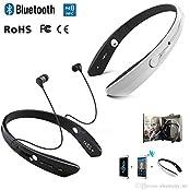 BM170 Necklace Ring Collar Wireless Headset Sport Neckband In-ear Wireless Bluetooth Stereo Earphone Headphone...