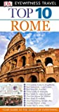 img - for Top 10 Rome. (DK Eyewitness Top 10 Travel Guide) book / textbook / text book
